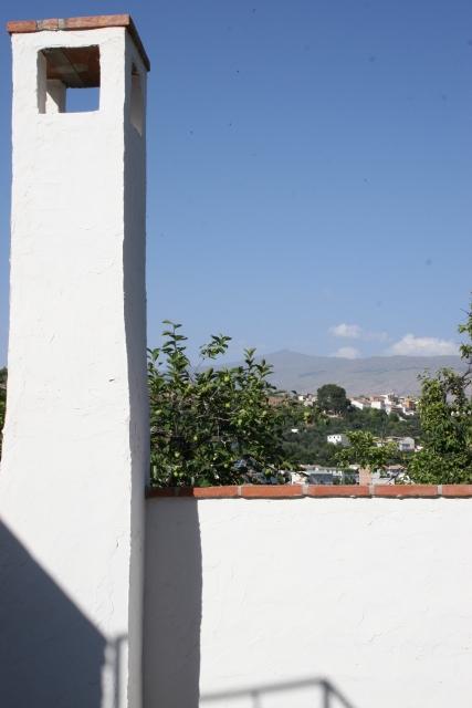 Albunuelas Chimney View
